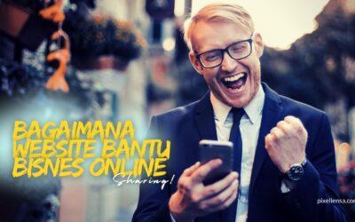 5 Kepentingan Website Untuk Bisnes Online